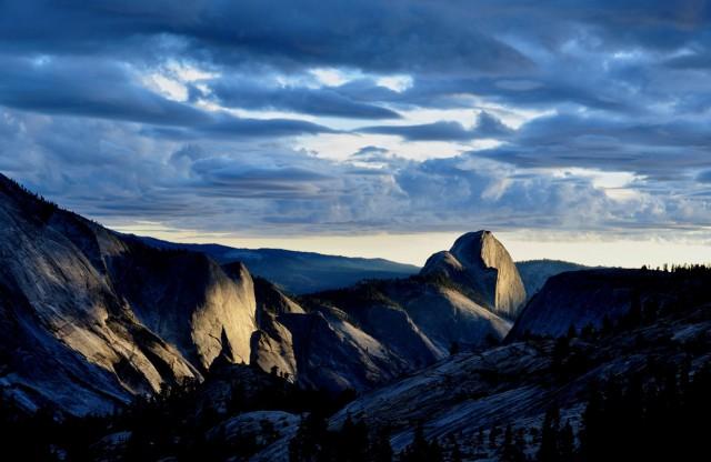 última luz en la bóveda (© Douglas Croft/National Geographic Photo Contest).