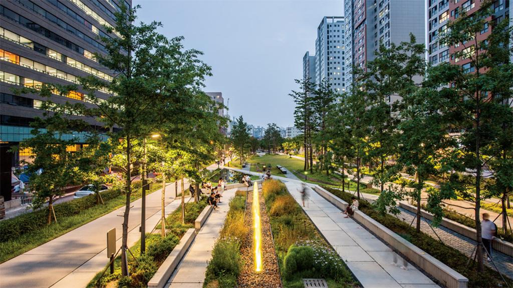 Gyeongui Line Forest Walkway-Seúl