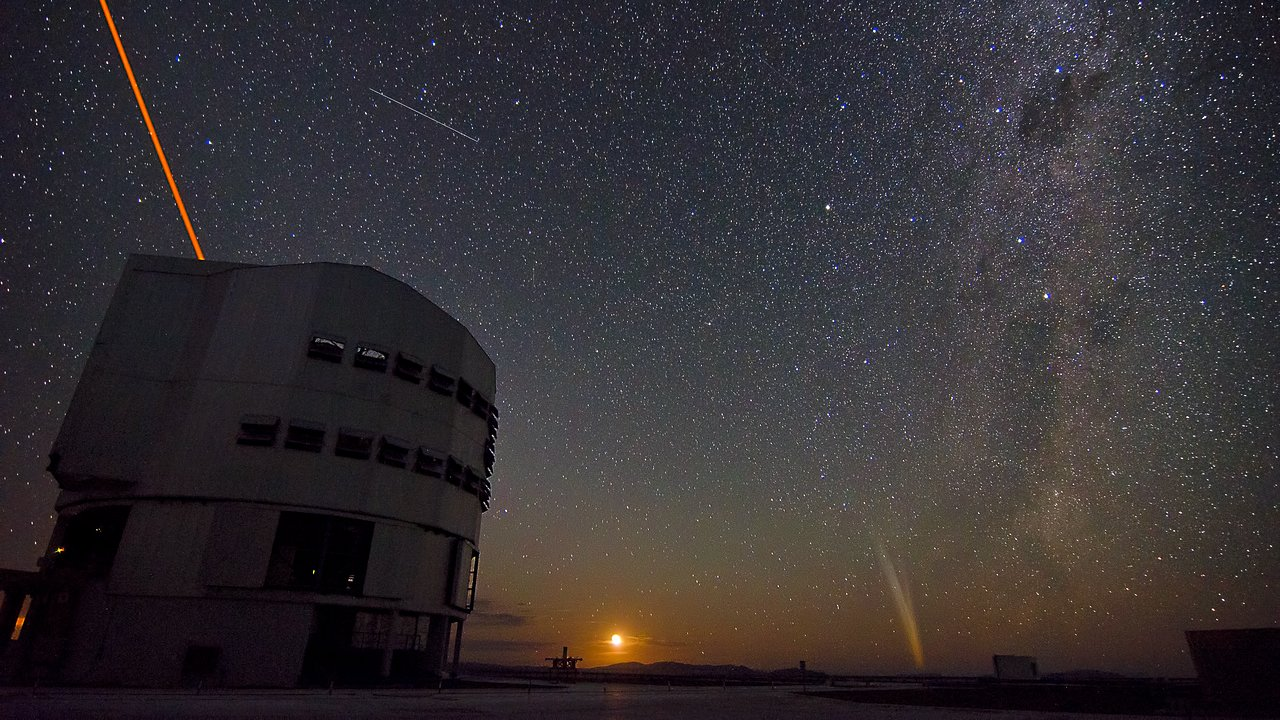 Observatorio Paranal-Chile