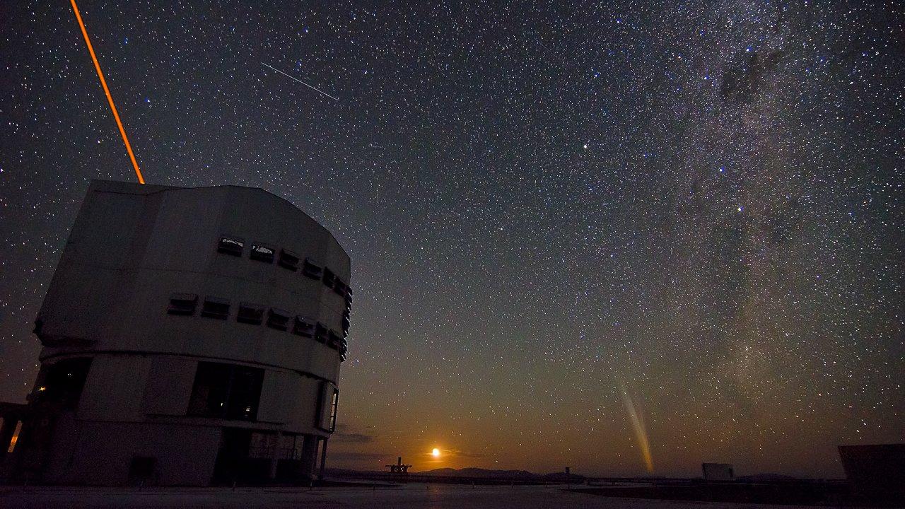 Observatorio Paranal-Chile